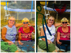 My mom and her best friend❤️Copyright of RJP Studio 2017. (tammyocen) Tags: windows chicago city streetphotography flickrfriday mm lisboa lisbon photographicevidence amateur models anythinggoes everythingamerican happilyeverafter history spirals surreal love fun madrid barcelona spain mountains nature ant yellow family friends lights photographicexcellence underwater oceanside ocean bokeh colors emotions portrait photography