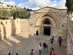 18 - Szűz Mária sírja / Kostol Hrobu Panny Márie