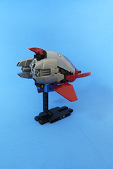 VIPER-series S02 Starfighter (Johann Dakitsch) Tags: spaceship starfighter ship space scifi science fiction vehicle lego custom moc creation toy vic viper novvember