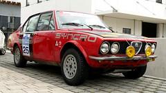 Alfa Romeo Alfetta (vwcorrado89) Tags: alfa romeo alfetta 18 rally race racecar