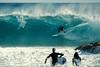 DSCF5772 (gleeson.stephen) Tags: rainbowbay surfphotography fujix snapperrocks kirra tubed pointdanger goldcoast greenmountbeach surfinglife waves coolangatta gcsurfgirls surf longboard