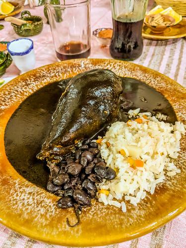 Oaxaca, Mexico food
