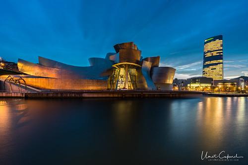 A short trip to Bilbao, Spain