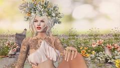 Bougainvillea Blooms (Duchess Flux) Tags: epiphany shinyshabby sanarae fameshed kaithleen white~widow belleepoque lode deetalez monso amais ag imeka jian keke secondlife sl