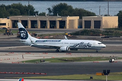 Boeing 737-900 Alaska Airlines N453AS (NTG842) Tags: boeing 737900 alaska airlines n453as