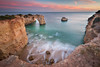 Arco de Albandeira (Aljaž Vidmar | ADesign Studio) Tags: longexposure sea algarve landscape sunset tripod nature nisifilters atlanticocean waves seascape gnd polarizer rocks portugal