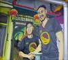 Klay (glennbphoto) Tags: sanfrancisco mural muralmonday goldenstate warriors basketball klaythompson foundinsf