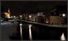 1/4 Zoetermeer - Leidsewallen, 11-12-2017 (dloc567) Tags: zoetermeer sneeuw snow dorp leidsewallen nacht night lights lampjes
