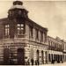 edificio del torreon  para el Banco Español Chile en Coquimbo