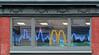 686 6th Avenue (TheMachineStops) Tags: 2017 outdoor nyc newyorkcity manhattan neon skyline cornice mcdonalds 10010 zip10010 fastfood restaurant windows brick goldenarches