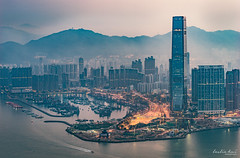 Misty Morning (leslie hui) Tags: kowloon sonyalpha cityscape sonya7rii sony hongkong city