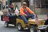 Veterans Day parade Zanesville, Ohio USA 11-4-2017 (Paula R. Lively) Tags: paularlively veterans veteransdayparade boyscouts girlscouts oldcars k9unitdogs parades firetrucks flags peopleinuniform bands military bikers bikes beautyqueens sherriffofficers