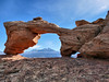 Tukuhnikivista Arch (Blue Sky/Red Rocks\Jeep) Tags: moab hiking arches adventure exploring redrocks southwest scenery