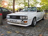 Audi Quattro B740TJT (Andrew 2.8i) Tags: queen queens square bristol breakfast club avenue drivers meet classic classics car cars audi ur quattro turbo coupe sports sportscar urquattro all types transport worldcars