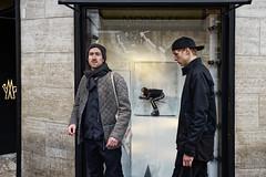 Via Alpina (Monty May (OBSERVE)) Tags: rome italy street streetphotography humour