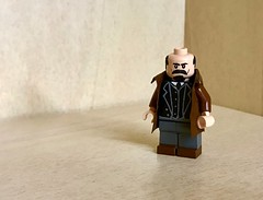 "Vladimir Il'ič Ul'janov ""Lenin"" (nadaworkshop) Tags: vladimir lenin lego worldwar1 ww1 custom revolutionary commie communism"
