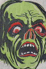 The Phantom Of The Opera Mani-Yack Iron-On Transfer ( 1964 ) (Donald Deveau) Tags: phantomoftheopera maniyack ironon transfer universalmonsters monstermovie 1964