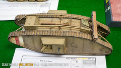 B2 - Mark IV Male Tank - Dave Johnson
