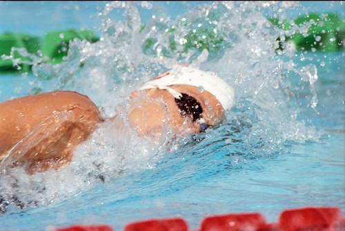 497 Swimming EM 1991 Athens