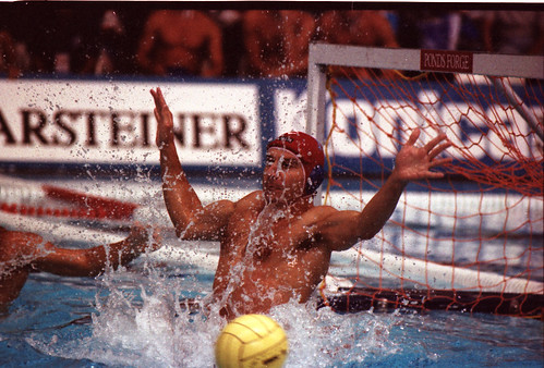 19 Waterpolo EM 1993 Sheffield
