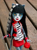 Puuuuuurrsephone (♪Bell♫) Tags: monster high doll mattel kitty cat pussycats