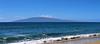 View of Lanai Island from Lahaina, Maui, Hawaii (trphotoguy) Tags: carlzeissdistagon35mmf14 lanai island lahaina maui pacificocean seascape lanaiisland hawaii contaxrx fujichromeprovia100f provia provia100f rdpiii film