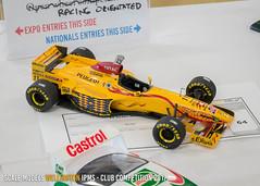 C1 - F1 Jordan Renault - Ernie Thompson