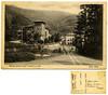 Roncegno, Villa Waiz, ed. Montibeller, Roncegno, spedita nel 1928 (Ecomuseo Valsugana | Croxarie) Tags: cartolina roncegno roncegnoterme 1928 villa villawaiz