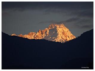 Mount Siniolchu,Manul,Sikkim