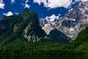 The German Alps (Linus Wärn) Tags: europe germany bavaria bayern alps mountains lake königssee landscape mountainlake