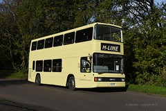 alloa all alluring (D Stazicker Photography) Tags: yj51zvg optare spectra reading norfolk green stagecoach 13982 723 h4727f daf db250 oe ted martin 8714 go west kings lynn