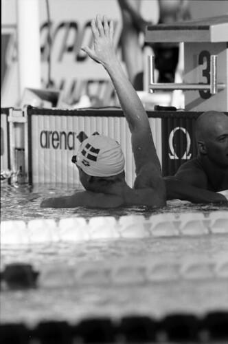 272 Swimming EM 1991 Athens