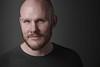 untitled (male portrait) (Tilman Köneke) Tags: 105mm christiankämper headshot indoor nikkor strobist fujixt1 male portrait head shoulder beard
