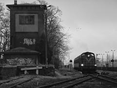 SP42-218 by pedro4d - 31-12-2003, Czersk, train no 3326 to Laskowice Pomorskie