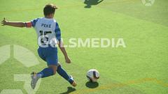Infantiles. Villarreal CF - Ciudad de Benidorm (18/11/2017), Jorge Sastriques