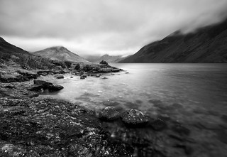 Wasdale in clouds