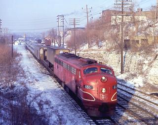 RI 655 Feb 1967 LaSalle IL by Bill Schlosser pic