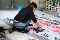 44 χρόνια από την εξέγερση στο Πολυτεχνείο 1973-2017 (Eleanna Kounoupa) Tags: ελλάδα αθήνα εκδηλώσεισ επέτειοσ πολυτεχνείο νεολαία events anniversary polytechnic εξέγερση uprising youth φοιτητέσ μαθητέσ students πανώ banners γυναίκεσ women hccity ιστορικόκέντρο historiccitycenter