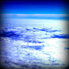 above the clouds (Jan Herremans) Tags: portugal clouds sky blue white contrasts lisbon belgium brussels