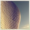 Selfridges, Birmingham (breakbeat) Tags: hipstamatic oggl lucaslens inas1982film architecture sky building curved birmingham uk westmidlands contemporary