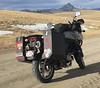 A ride in Montana. (montanatom1950) Tags: montana motorcycletouring suzuki vstrom motorcycle