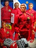 Kenner – Fantastic World of Six Million Dollar Man & Bionic Woman Toys – Reignited Passion – Vintage & Fragile – Steve Austin Figure 1st Issue – Band of 1st  Issue Guys!! (My Toy Museum) Tags: mattel six million dollar man action figure 1st issue engine block repro box