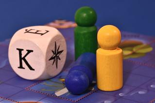 Game Pieces - Macro Mondays