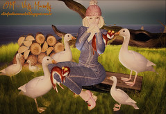 #900 (Vicky Victoria Macnelly) Tags: kr shinyshabby breathe candyfair yokai belleposes whimsical remnantdarkdays