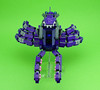 OctoViper Viper Shot (TFDesigns!) Tags: lego space spaceship octopus cyclops slimestars planet exploration purple