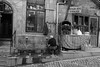 Namaz vakti (Ömer Ünlü) Tags: street people city building town man monochrome road brick vehicle alley train blackandwhite human outdoor group infrastructure photo person noperson monochromephotography black fireplace grouptogether white