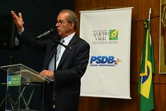 """28/11/17 - Reunião do PSDB para apresentar o """"Gente em Primeiro Lugar o Brasil que Queremos"""""""