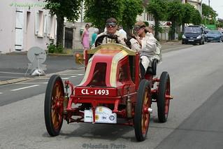 Hundertjahrfeier des ersten Grand Prix, LE MANS - CENTENARY OF THE FIRST GRAND PRIX, LE MANS