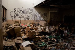Someone drew me (virgilvanburen) Tags: urban exploration urbex rurex chicago illinois abandoned abandoment bando decay grime photography photo pics pic graffiti graff coh cohcrew vandal vandalism vandals time dilapidated