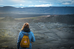 Entering Krafla Lava Fields - Iceland (Toine B.) Tags: krafla lava lave field volcanic iceland islande nikon d750 tamron2470 tamronsp2470mmf28divcusd earth landscape paysage